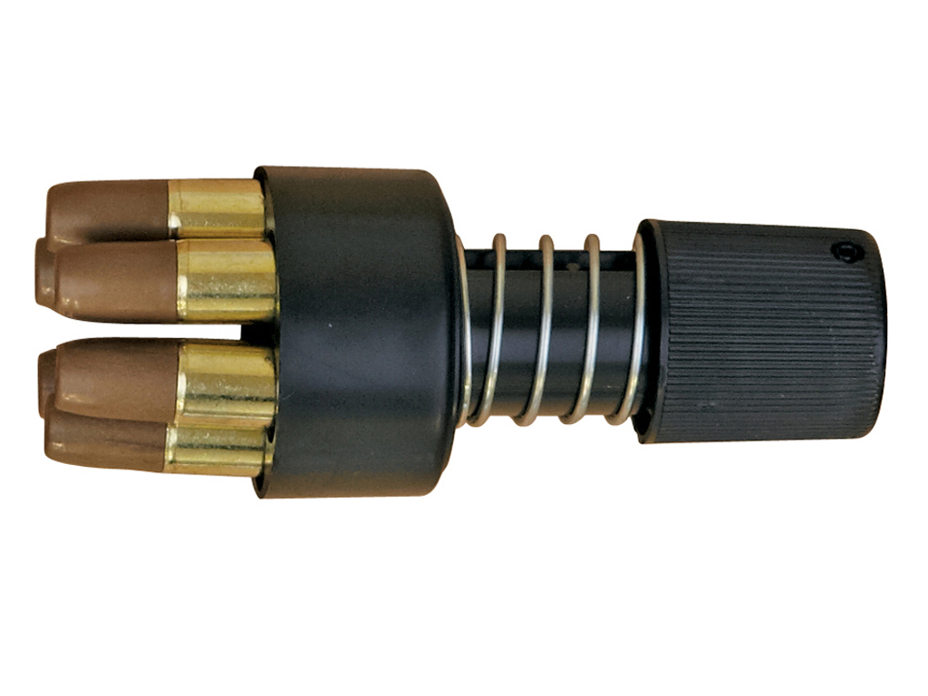 Dan Wesson 6rd Airsoft Speedloader and Cartridges
