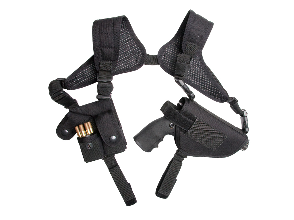 ASG Dan Wesson Revolver Shoulder Holster