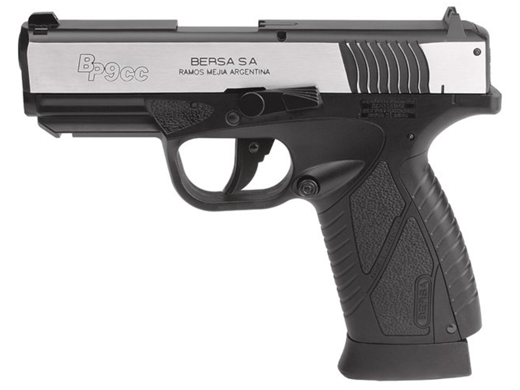 Bersa BP9CC CO2 Dual-Tone BB Pistol
