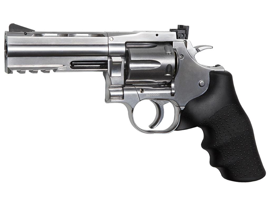 ASG Dan Wesson 715 4-Inch CO2 NBB Airsoft Revolver