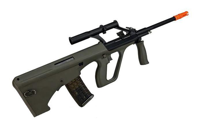 Steyr AUG A1 SLV Airsoft AEG Rifle
