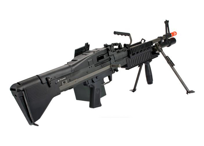 ASG M60E4/Mk43 Commando Airsoft Rifle