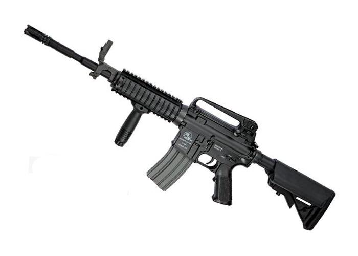 Armalite M15A4 R.I.S. Carbine Airsoft AEG Rifle