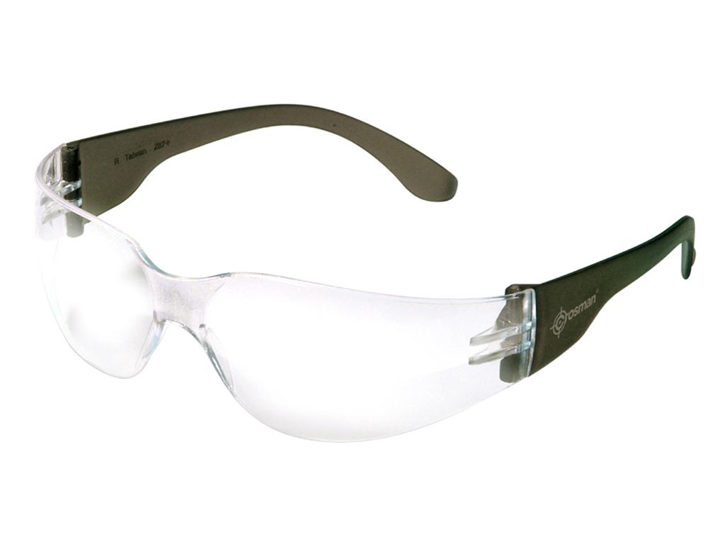 Crosman National Safety ANSI and CE Standard Shooting Glasses