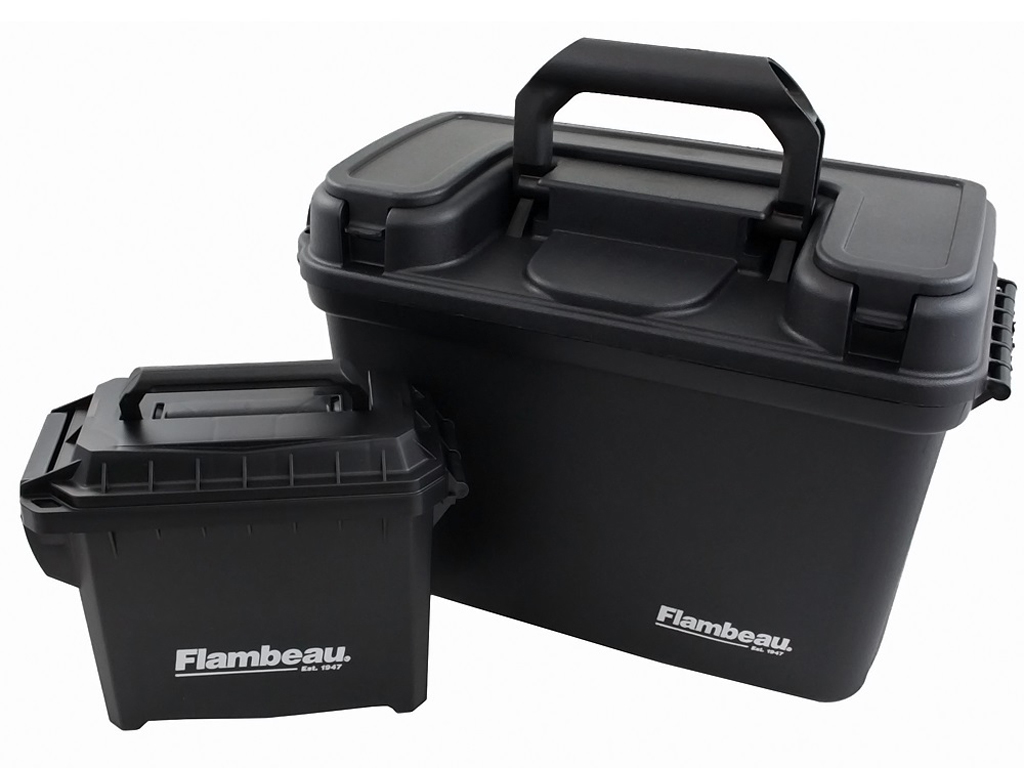 Flambeau 14-Inch Tactical Dry Box/Ammo Can Combo