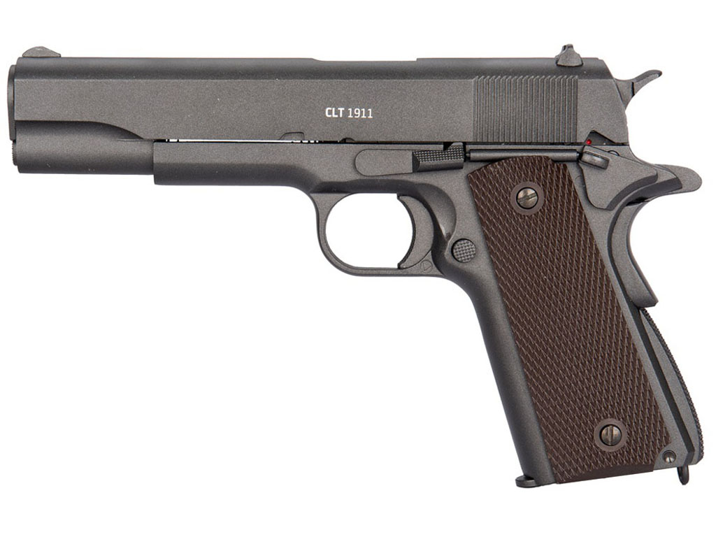 Gletcher CLT 1911 4.5mm Blowback BB Gun