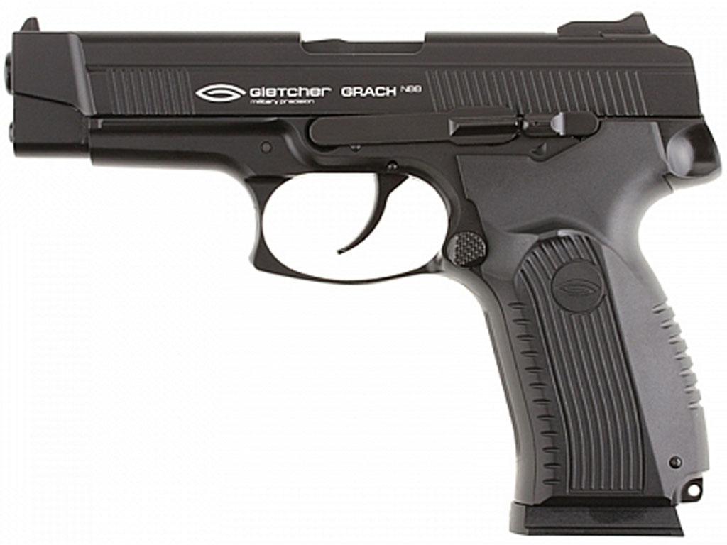 Gletcher Grach CO2 NBB Steel BB Pistol