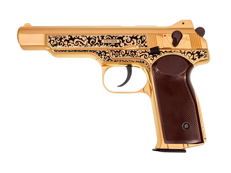 Russian Legends Military Style Co2 Pistol Wide Selection; Air Pistols Outdoor Sports