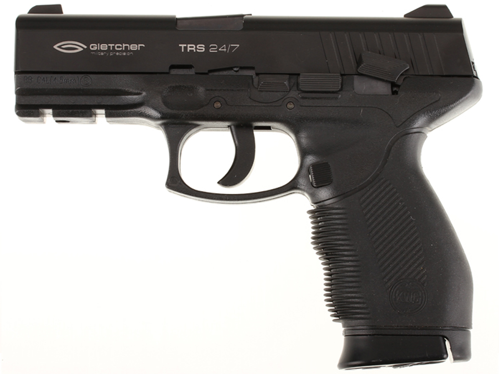 Gletcher The Lightweight TRS 24/7 CO2 BB Pistol