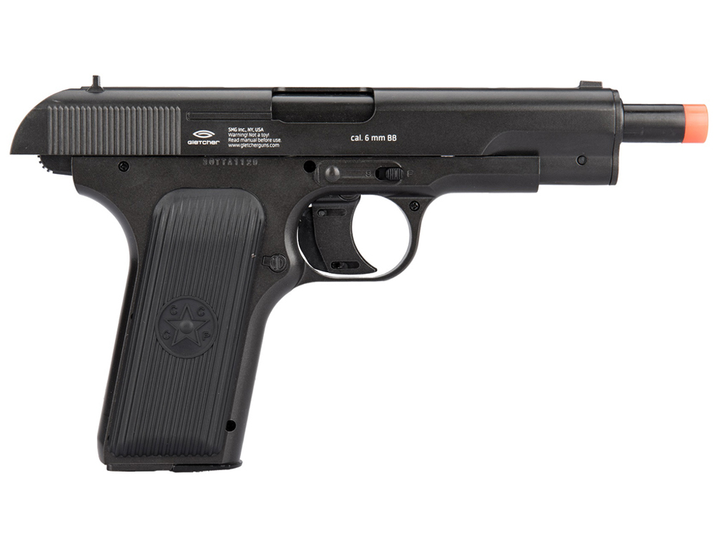 Gletcher Military Precision TT-A CO2 Airsoft Pistol