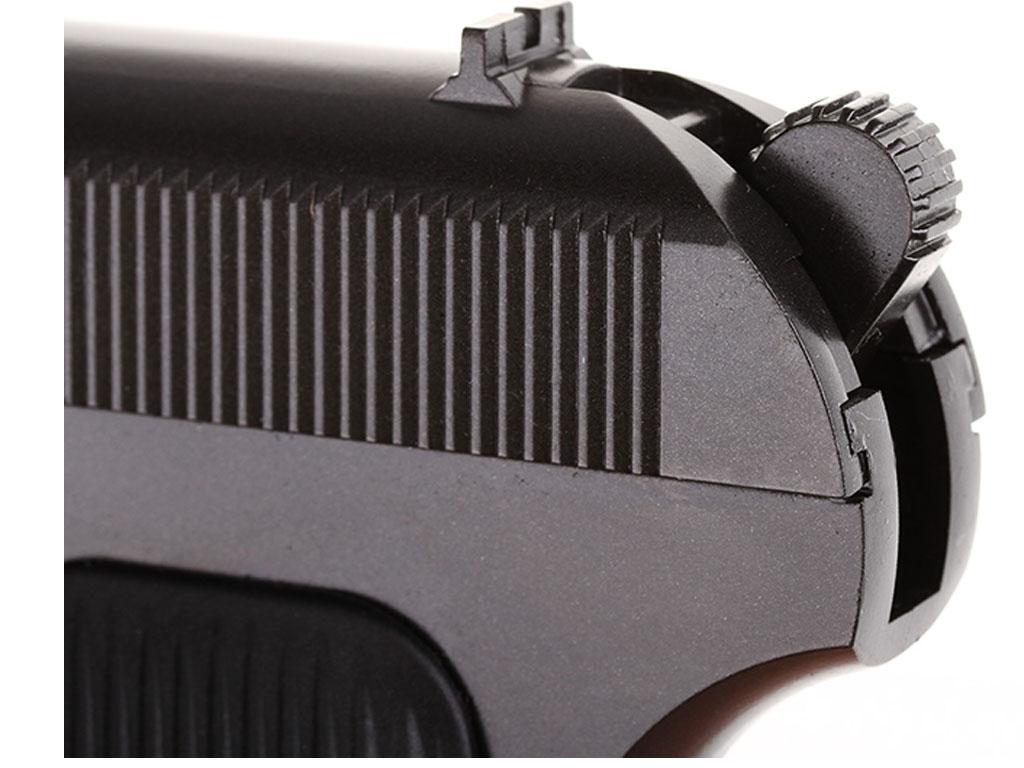 Gletcher Steel Blowback TT .177 Caliber CO2 Pistol