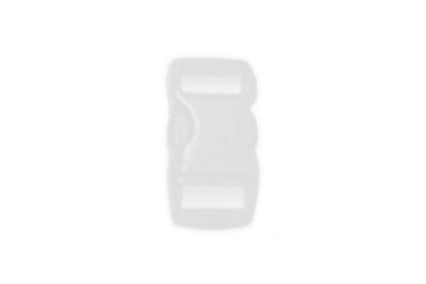 Side Release 1/2 Inch Plastic Buckle