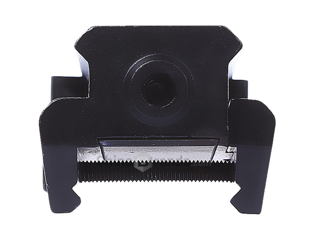 Tactical Red Laser Sight for Picatinny/Weaver Rails