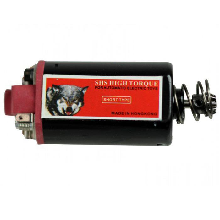 SHS High Torque Short Motor for AEGs