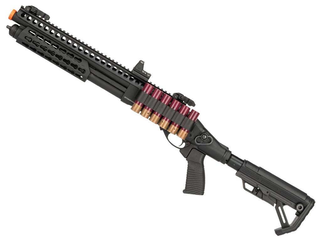 Jag Arms SPX2 Scattergun Green Gas Airsoft Shotgun
