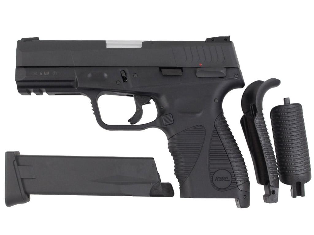 KWC PT 24/7 G2 CO2 Blowback Airsoft Pistol