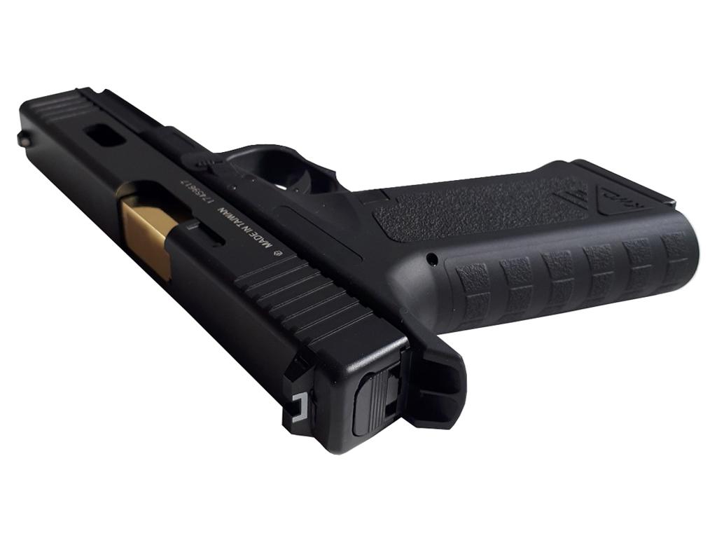 KWC K17 CO2 Blowback Steel BB Pistol