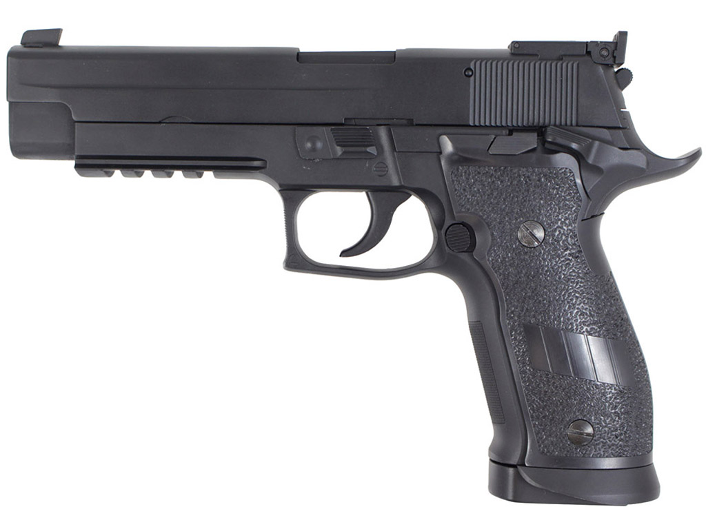 KWC Sig P226-S5 CO2 Blowback Steel BB Pistol
