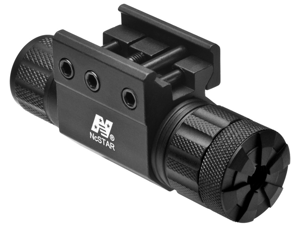Ncstar Compact Ultra Bright Green Laser With Switch