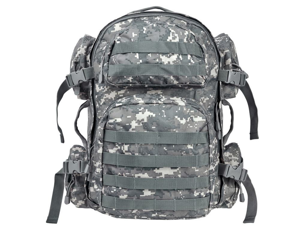 Ncstar Digital Camo ACU Tactical Backpack