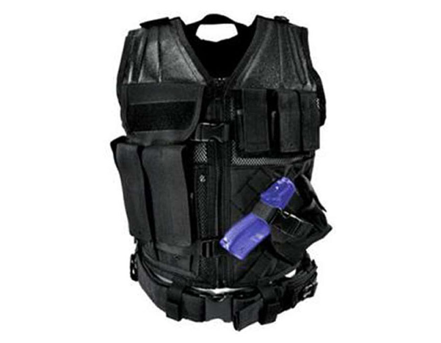 Ncstar Tactical Black Vest