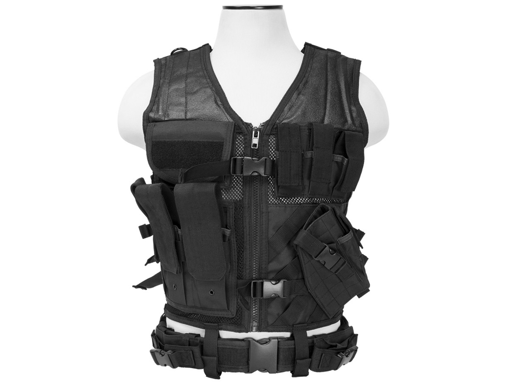 NcSTAR Tactical Vest Large Size