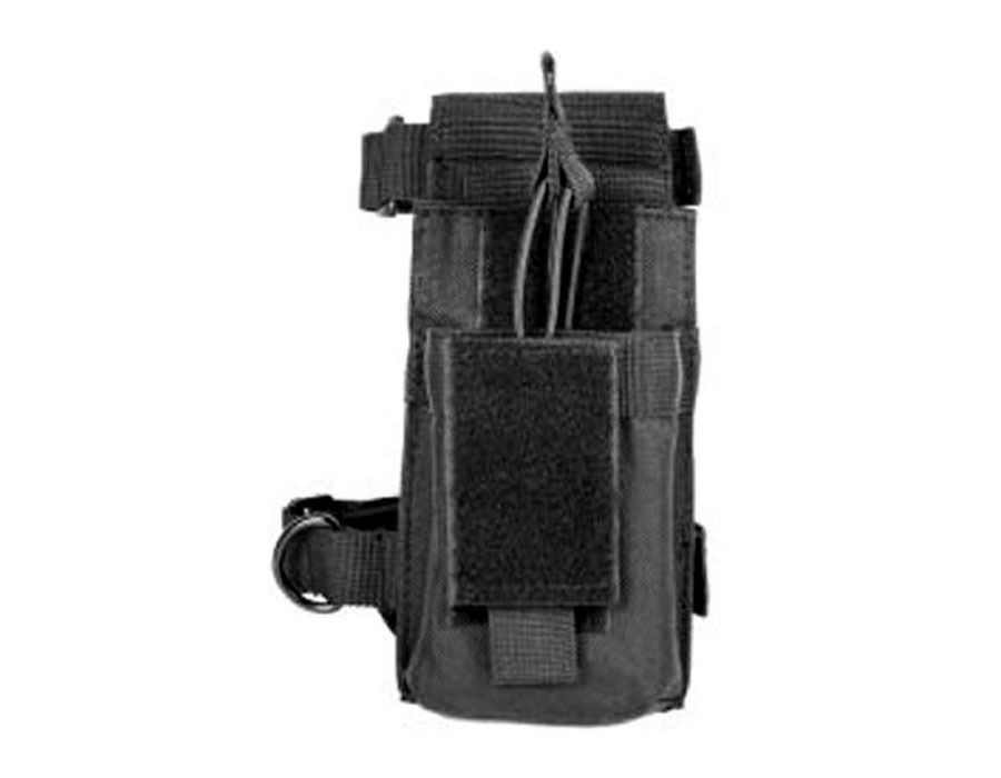 Ncstar Black AR Single Magazine Pouch With Stock Adapter