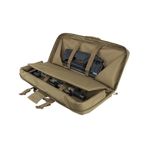 Ncstar28-Inch Deluxe AR/AK Tan gun Case