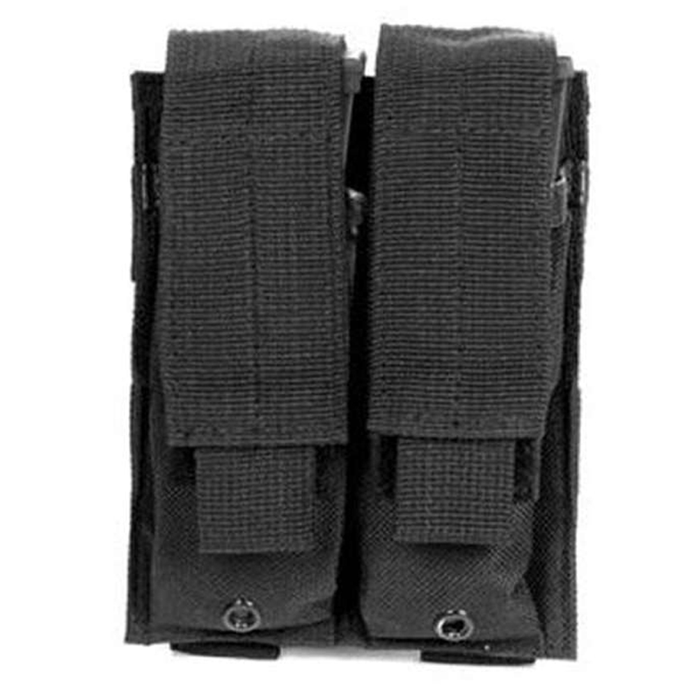 Ncstar Double Pistol Black Mag Pouch