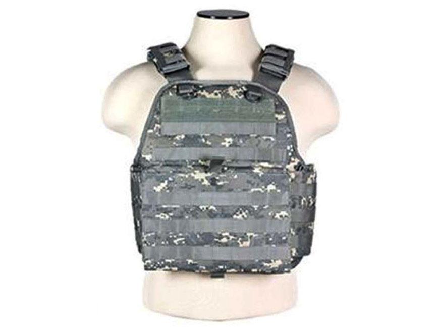 Ncstar Digital Camo Plate Carrier Vest