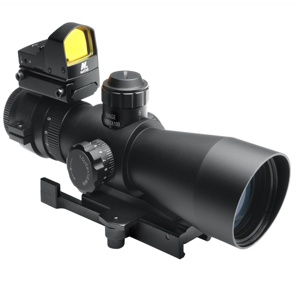 Ncstar Mark III Tactical Rifle Scope