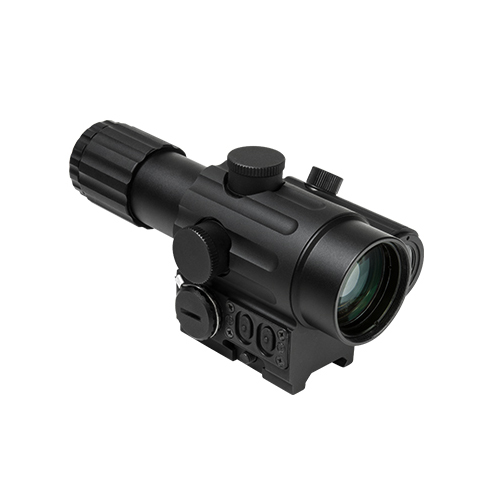 Ncstar DUO 4X34mm Rifle Scope - Left Handed