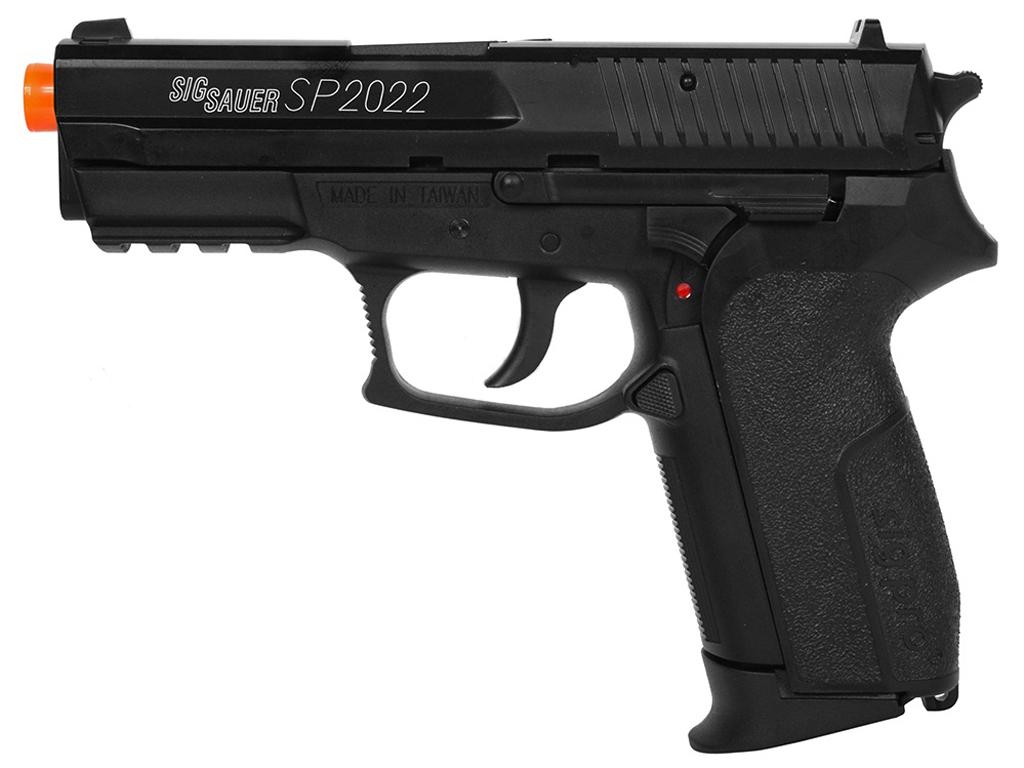 Cybergun Sig Sauer SP2022 CO2 NBB Airsoft Pistol