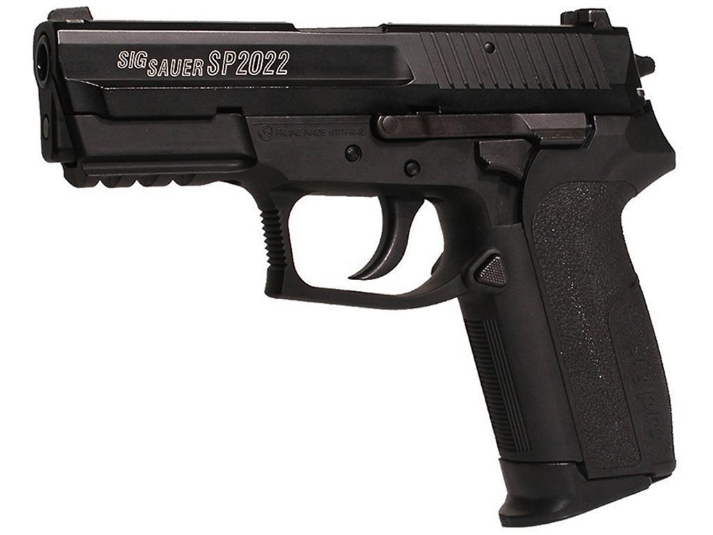 Cybergun Sig Sauer SP2022 CO2 NBB Steel BB Pistol