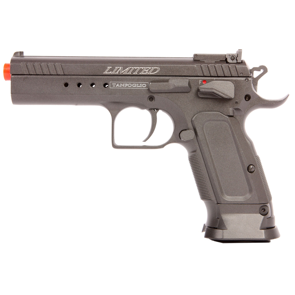 Tanfoglio Limited Custom CO2 Blowback Full Metal Airsoft Gun