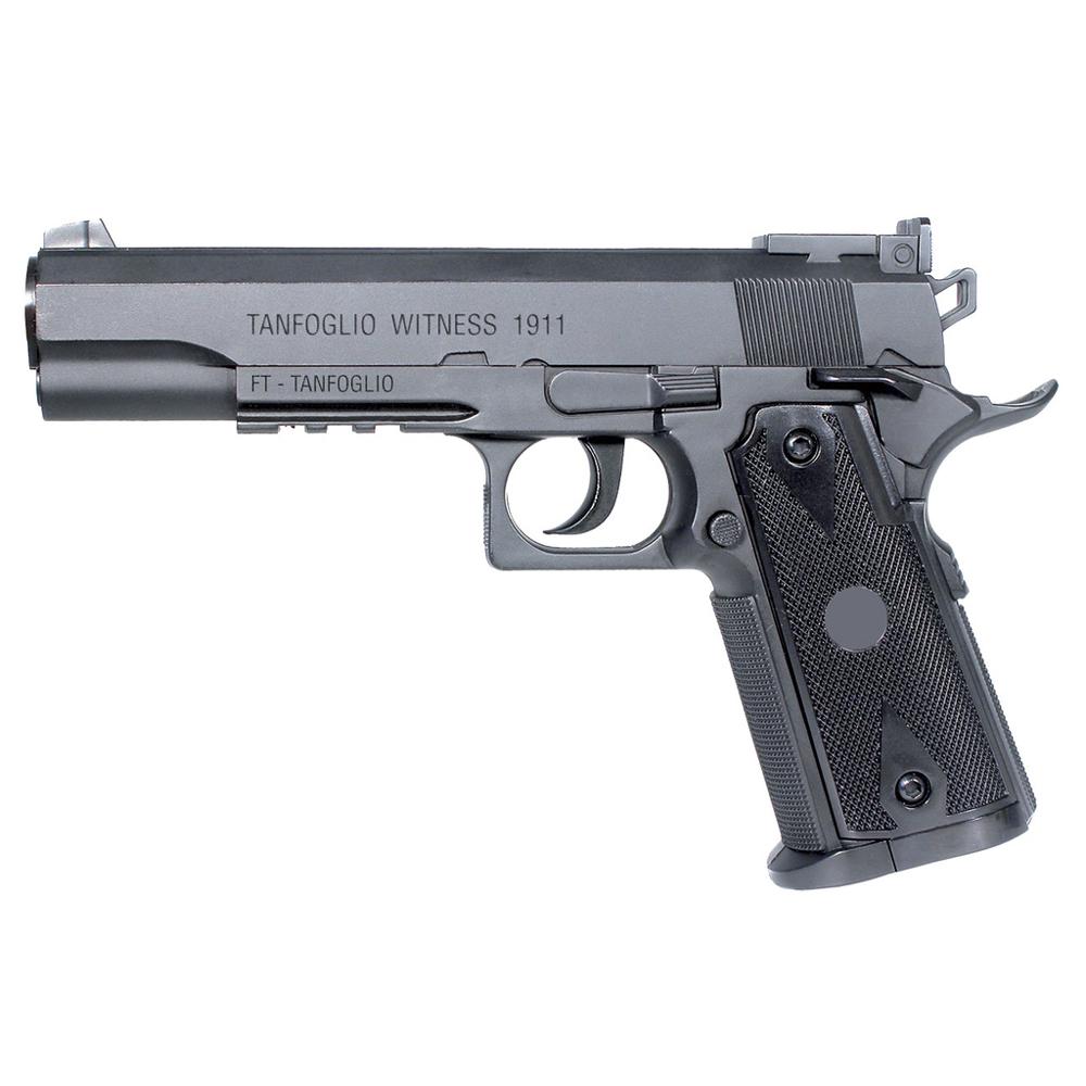 Tanfoglio 1911 4.5Mm Semi-Auto Black CO2 Pistol
