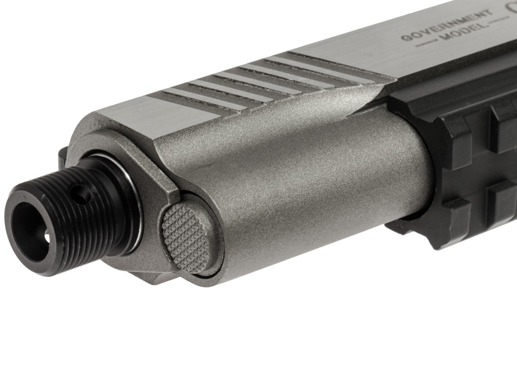Swiss Arms 1911 Muzzle Thread Adapter & Protector