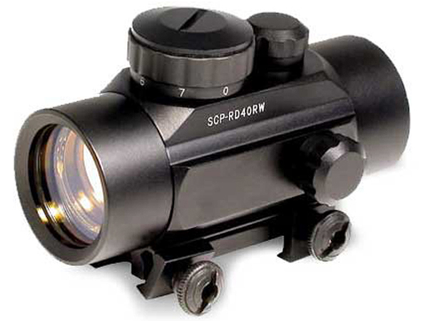 Swiss Arms Red Dot Reticle Sight