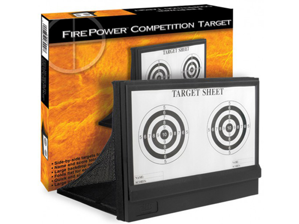 Cybergun Competition Target Sheet
