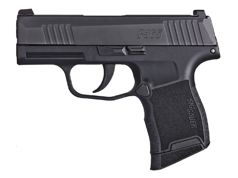 Sig Sauer P365 CO2 Blowback Steel BB Pistol