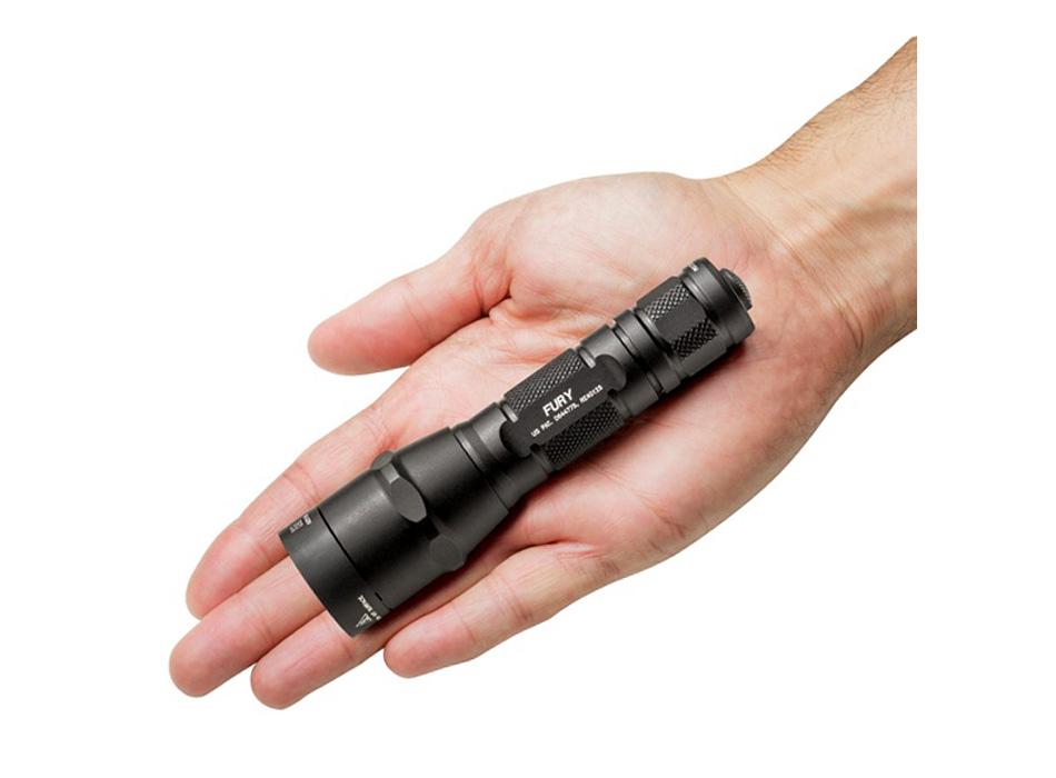 SureFire P2X Fury Compact Flashlight