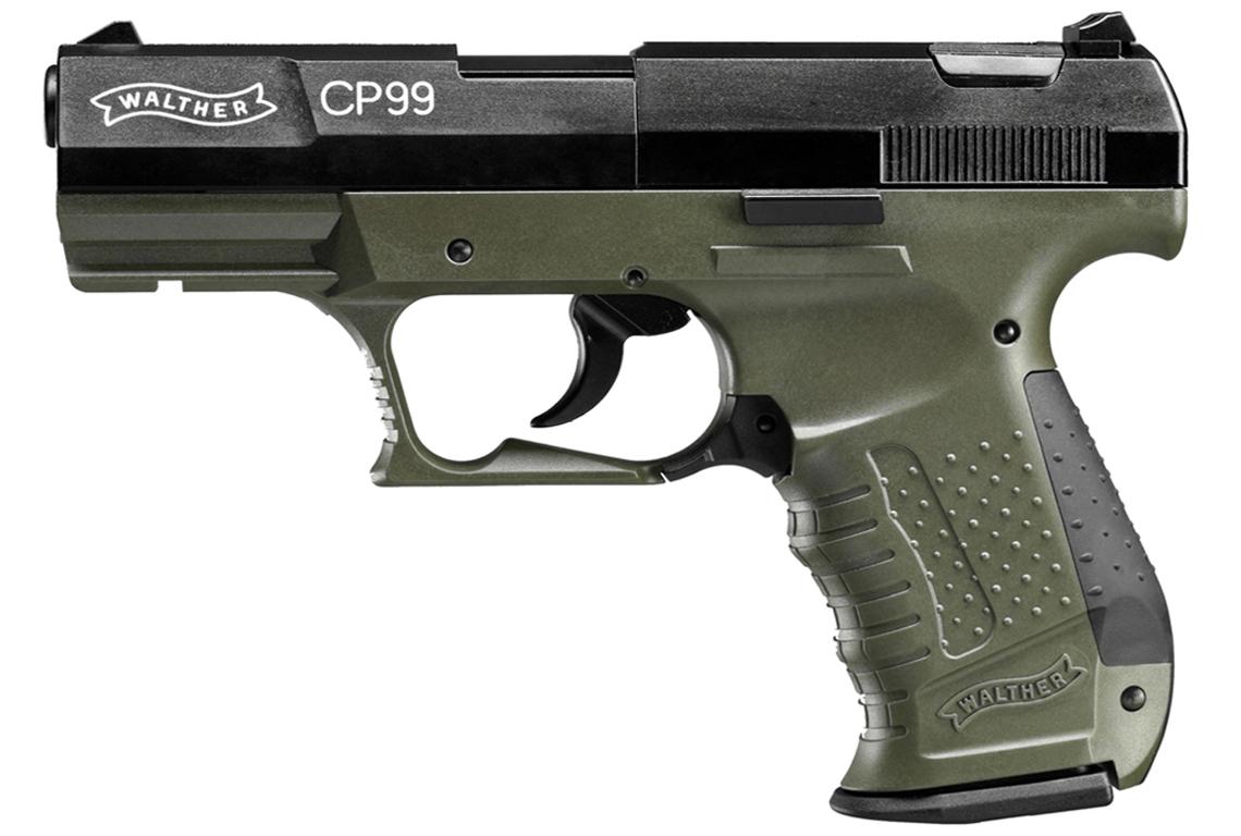 Walther CP99 Military Olive Air gun