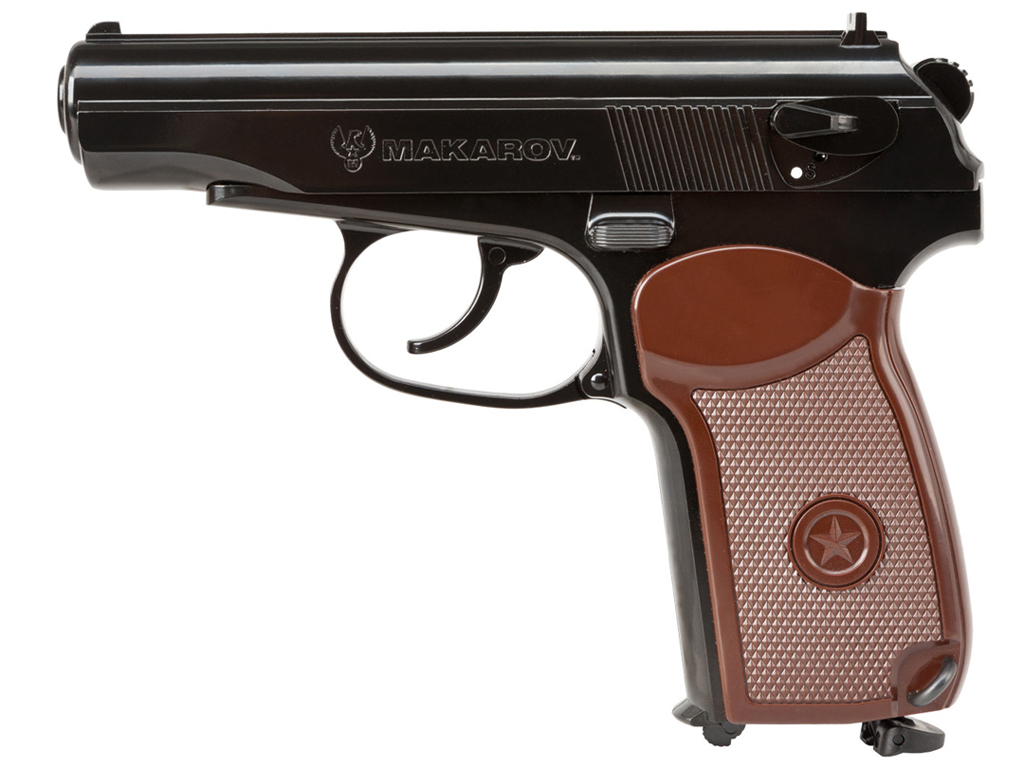 Umarex Legends Makarov CO2 NBB Steel BB gun