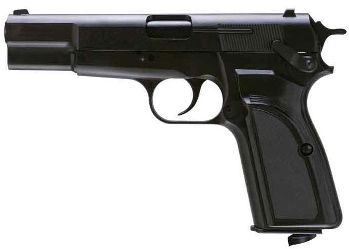 Browning Hi Power Mark III CO2 BB gun