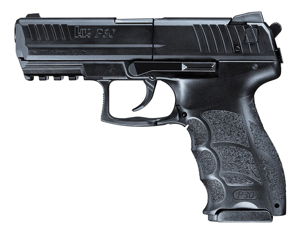 Umarex HK P30 CO2 Blowback Steel BB gun