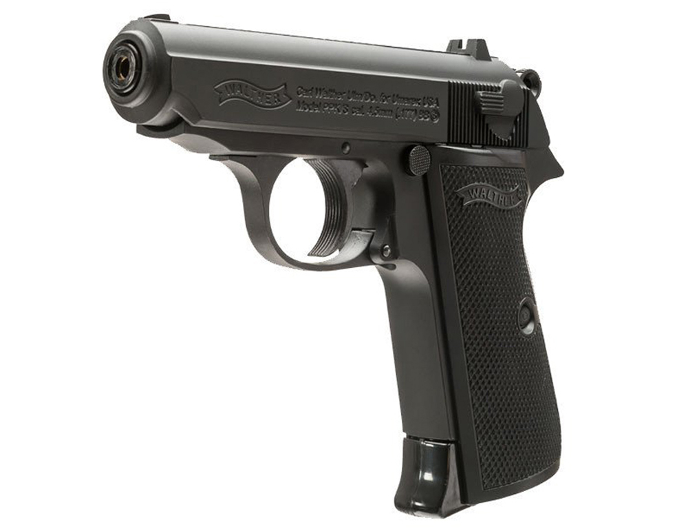 walther ppk s co2 4 5mm bb pistol replicaairguns us rh replicaairguns us Walther PPK Pistol German Walther PPK 7.65