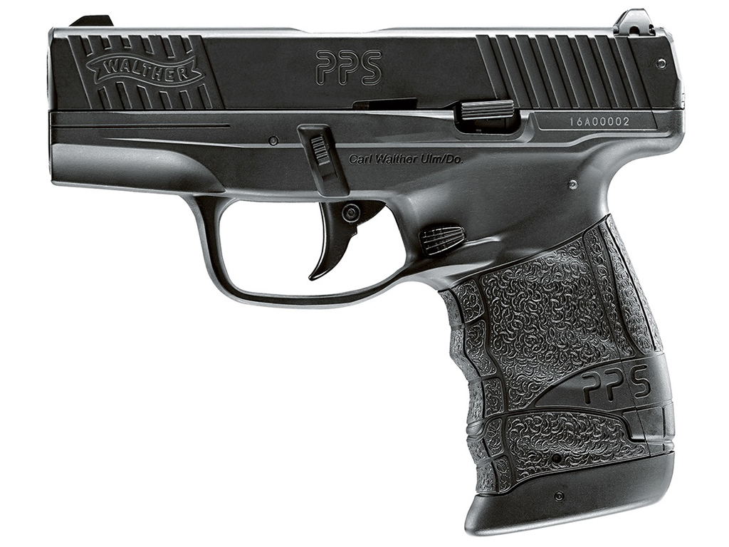Umarex Walther PPS M2 CO2 Blowback Steel BB Pistol