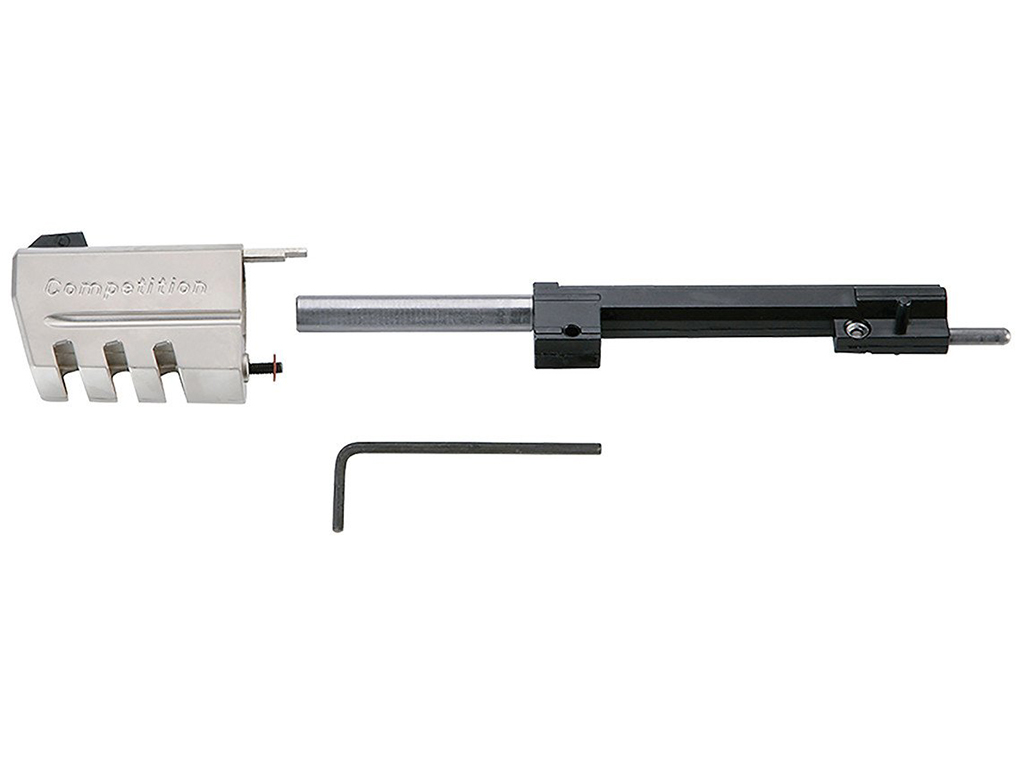 Umarex 5.6 Inch Nickel Compensator For CP88 Air gun