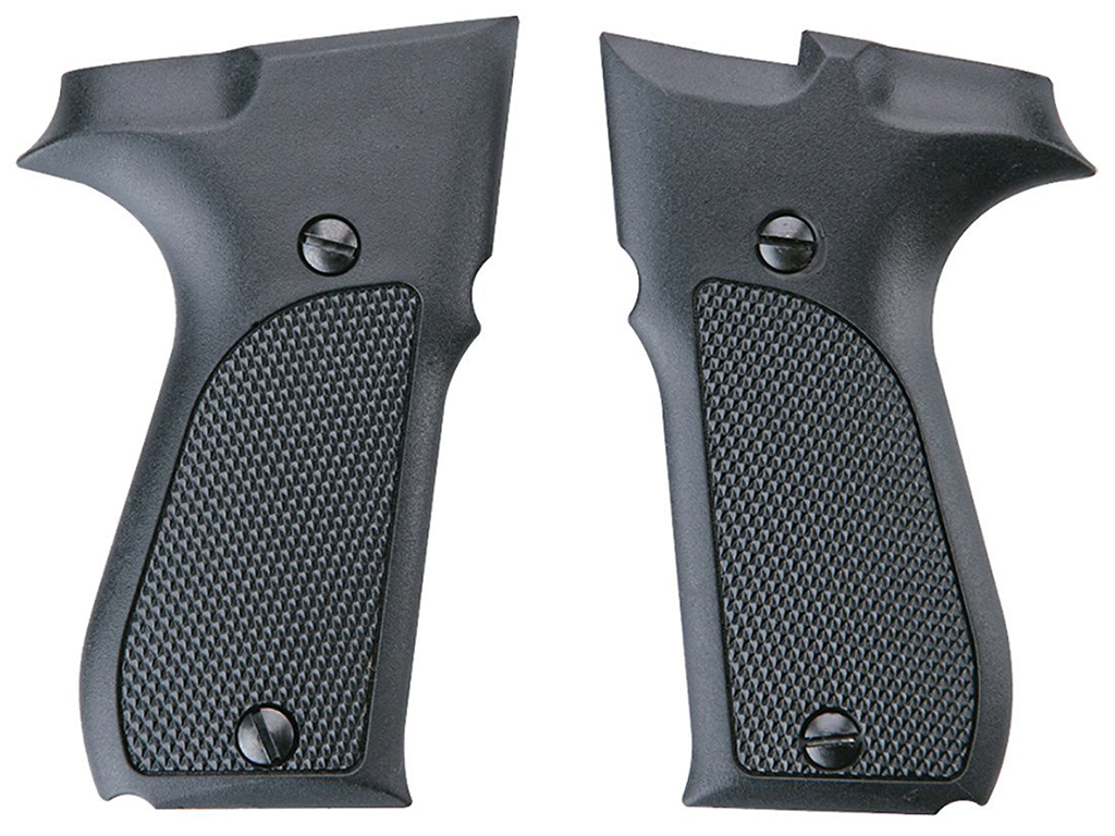 Umarex Black Plastic Grips For CP88 gun