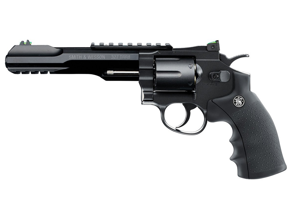 Umarex Smith & Wesson 327 TRR8 CO2 Steel BB Revolver